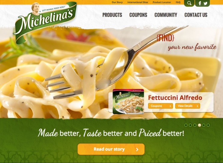 Michelina's home page
